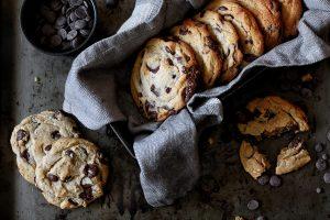עוגיות שוקולד צ'יפס עם פטנט