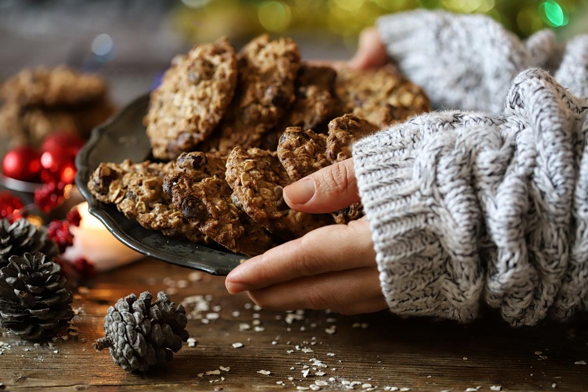 עוגיות גרנולה מושלמות